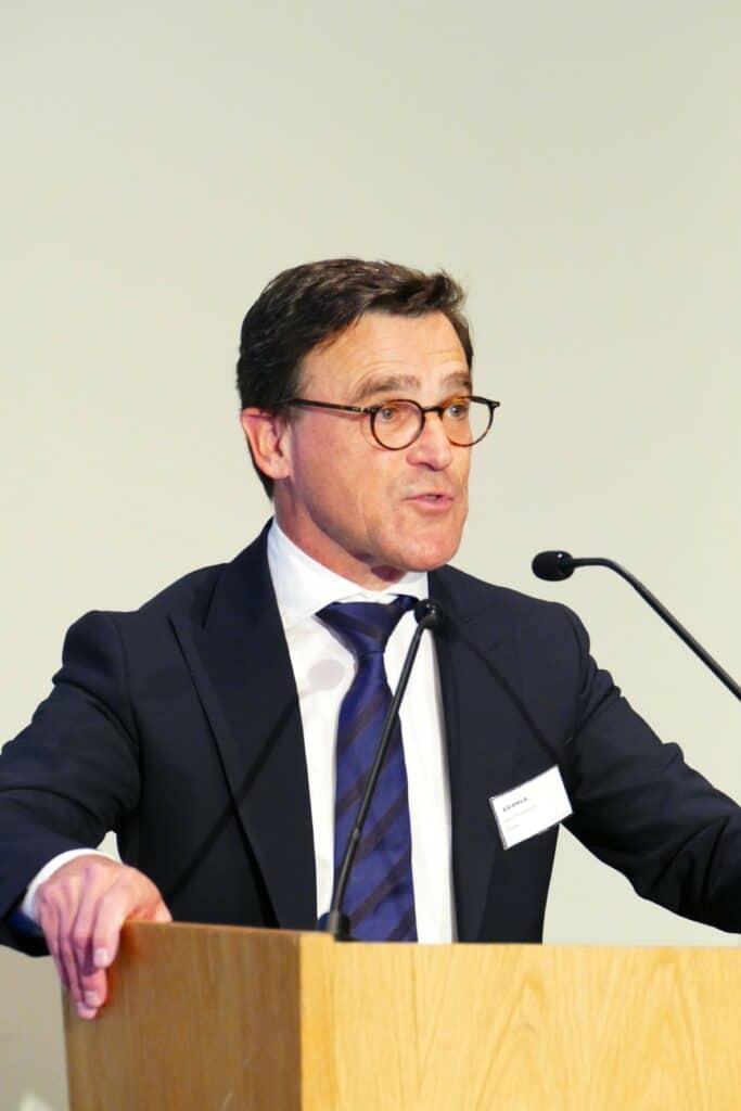 Sjors Beerendonk EFPRA President*
